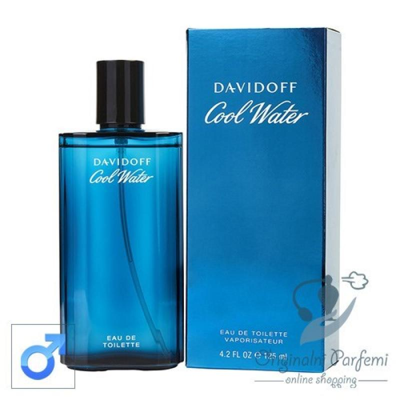 Davidoff Cool Water For Him
