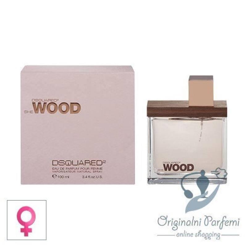 DSQUARED² She Wood